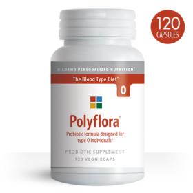 POLYFLORA 120 kapslí – Prebiotika - Probiotika