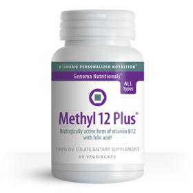 Methyl 12 Plus - Vitamín B12