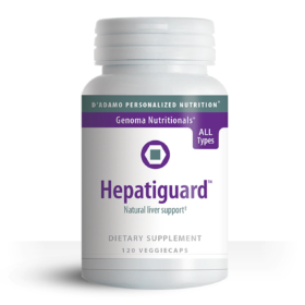 Hepatiguard 120 kapslí