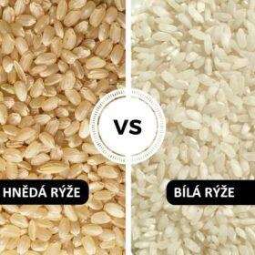 Rýže hnědá TBV
