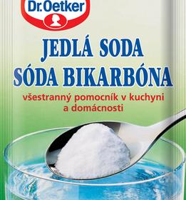 Jedlá soda - prášek do pečiva TBV