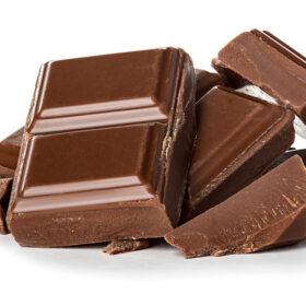 čokoláda a krevní skupina