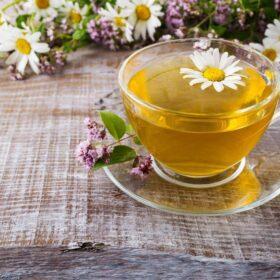 Heřmánkový čaj TBV