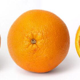 pomeranč podle krevních skupin